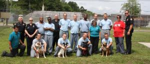 Teaching Animals and Inmates Life Skills