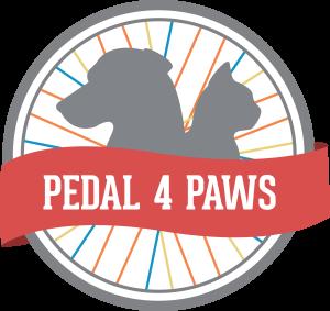 pedal4paws logo 3