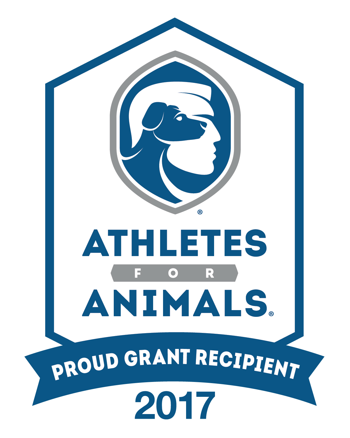 Athletes for Animals Grant Recipient