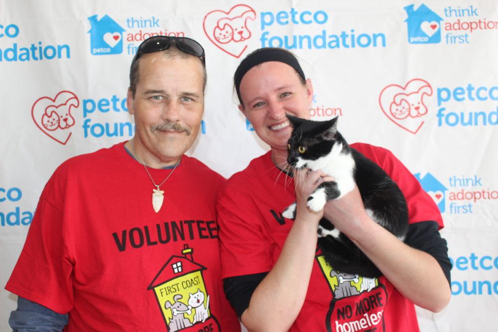 Mega Adoption Event Volunteers